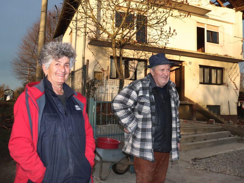 Bosiljka i Milan Vranjanin