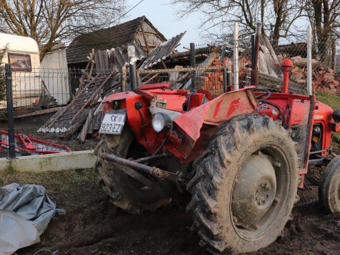 Poljoprivreda zemljotres