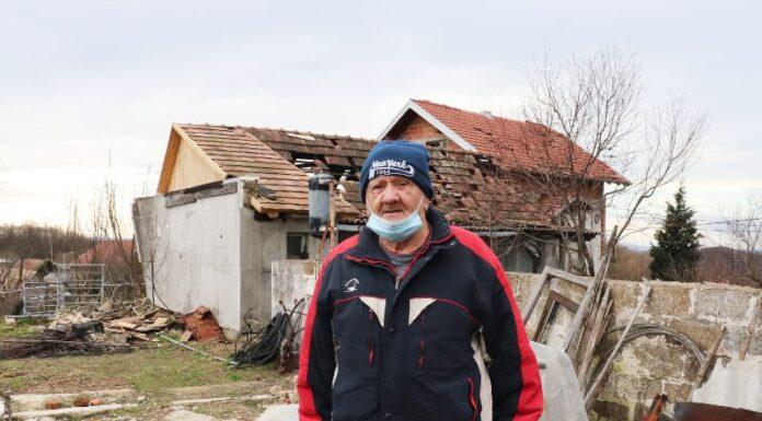 Stevan Rakasović selo Klinac naslovna
