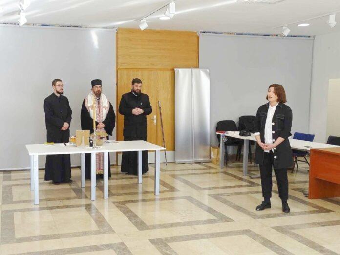 Sveti Sava glina episkop gersaim jovana lukić