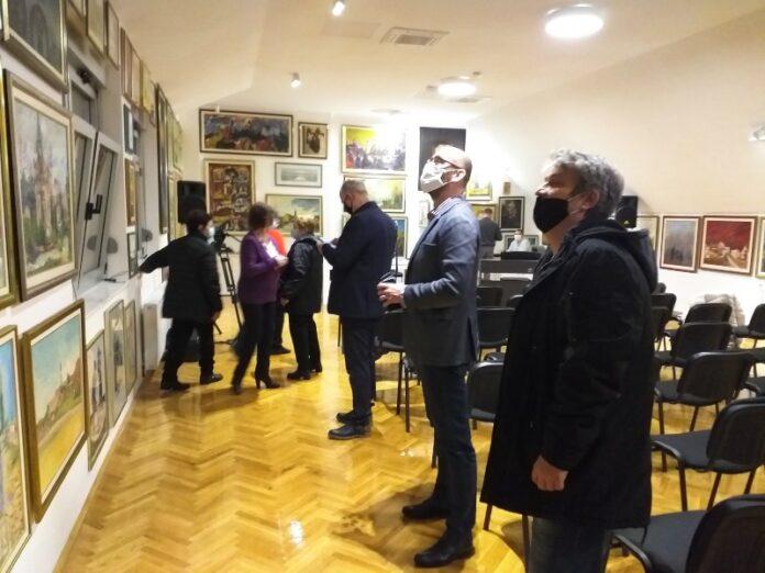"""galerija slika """"Branimir Kurucić"""" skd prosvjeta vukovar"""