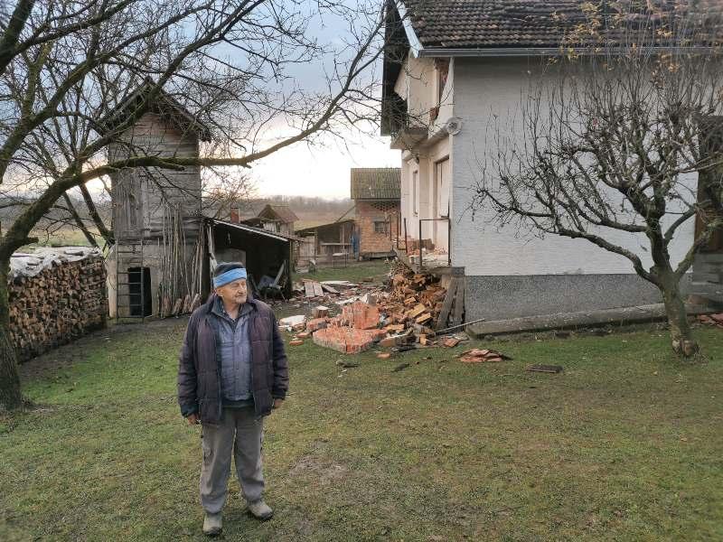 Banija zemljotres vasilj kukuleča