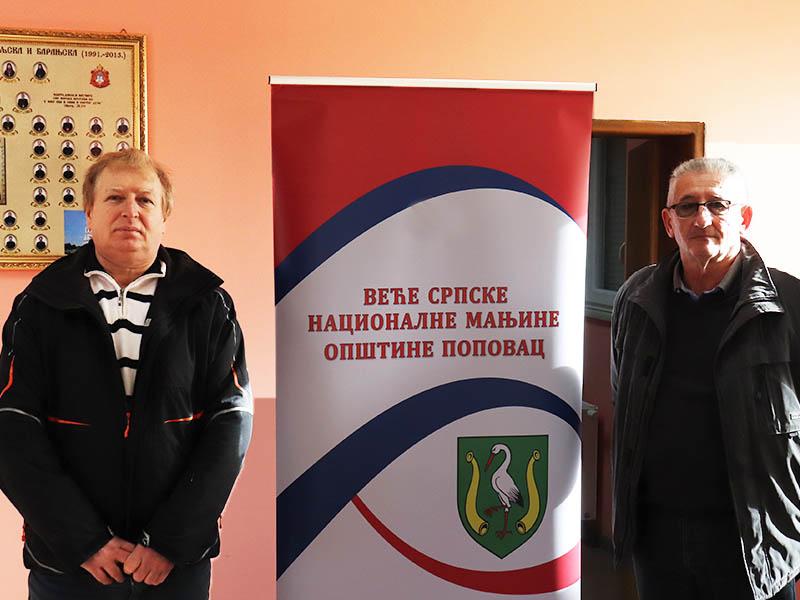 Popovac Zoran Milošević Radojko Strajnić