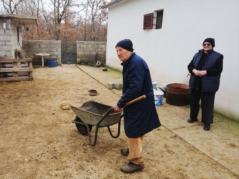 Brgud Rade i Smilja Čalić