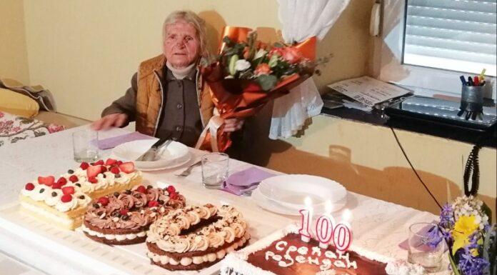 Baka stevanija 100. rođendan