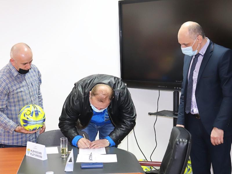 poklon bonovi Zajedničkog veća opština Dragoljub Radeljević
