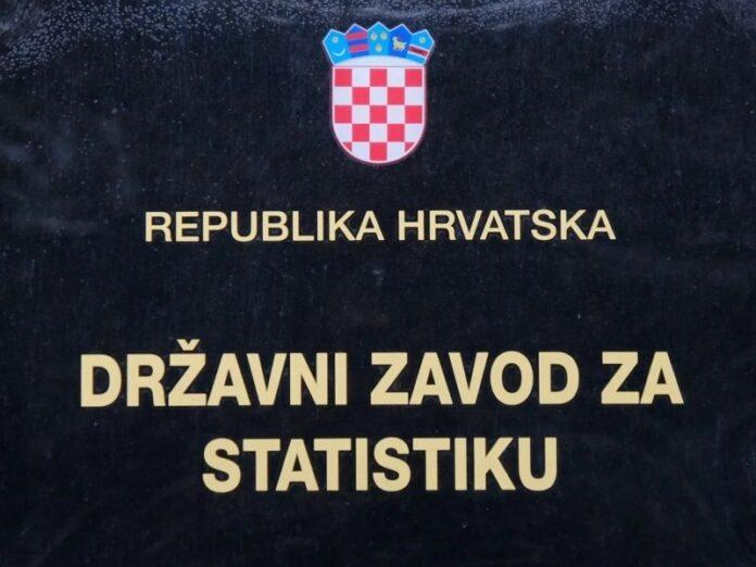 probni popis stanovništva 2021 Državni zavod za statistiku