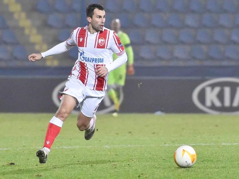 Milan Gajić Crvena zvezda