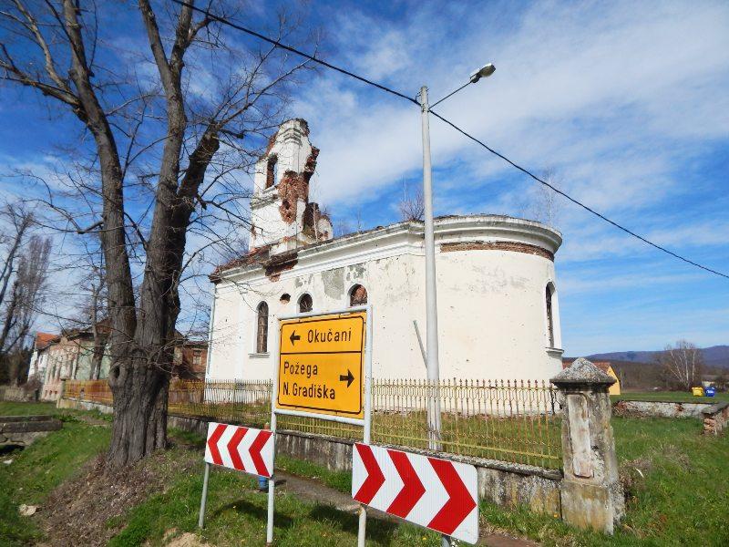 zločin u Medarima pravoslavna crkva u Medarima