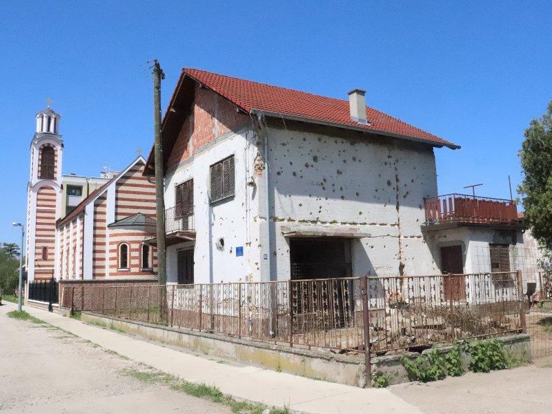 Etno kuća Borovo naselje