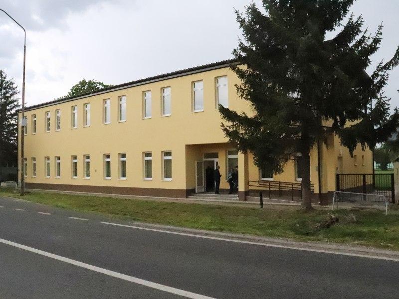 Višenamenska zgrada Borovo tekst
