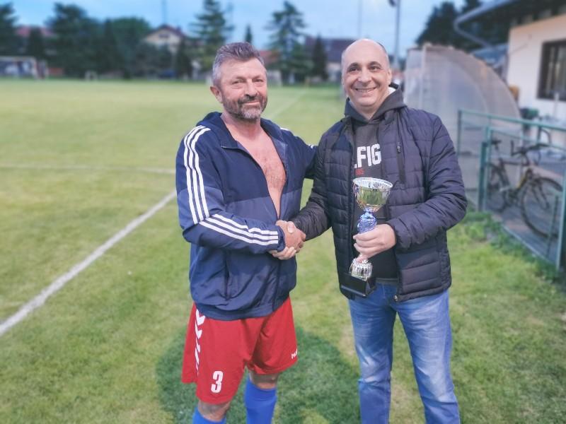 Liga veterana ZVO FK BSK Bijelo Brdo Dišan Rađenović