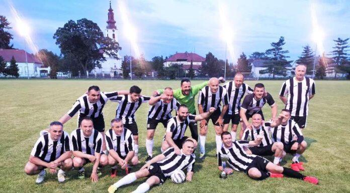 Liga veterana ZVO FK Sloga Borovo