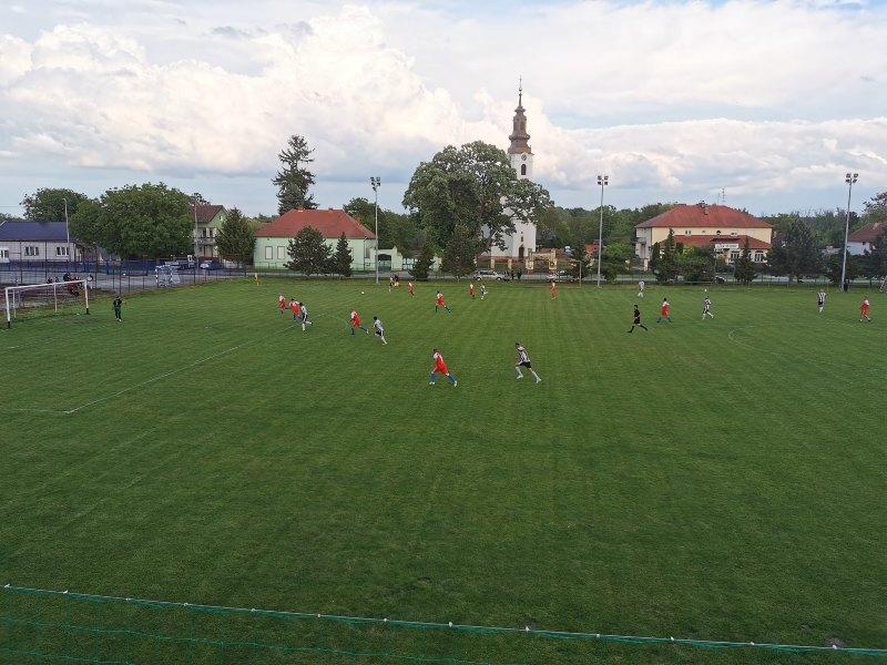 Liga veterana ZVO FK Sloga Borovo BSK Bijelo Brdo