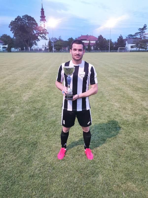 Liga veterana ZVO FK Sloga Borovo Slobodan Lukić