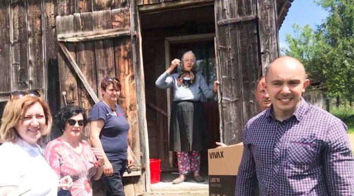 Opština Markušica pomoć baniji snv