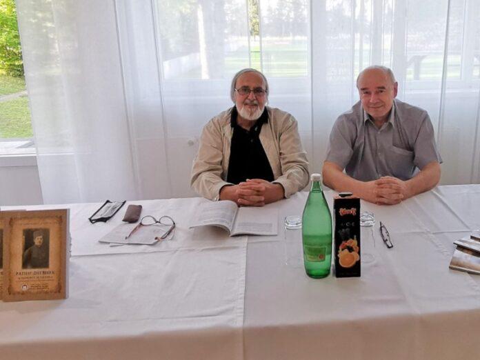 promocija knjige skd prosvjeta kneževi vinogradi Ratni dnevnik Ljubomira Šašlića