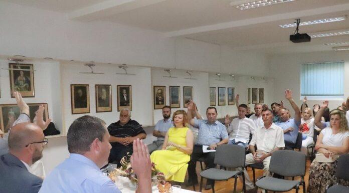 Skupština ZVO-a Dejan Drakulić