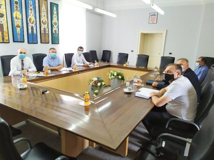 župan Damir Dekanić i koordinacija manjina