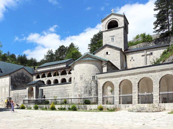 cetinjski manastir Nikanor Ivanović