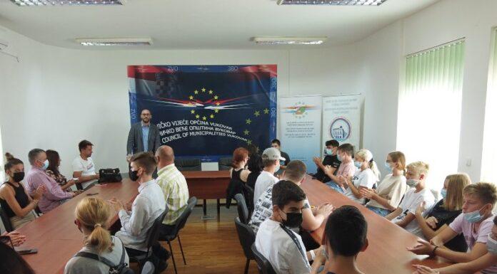 Erasmus osnovna škola Bršadin ZVO