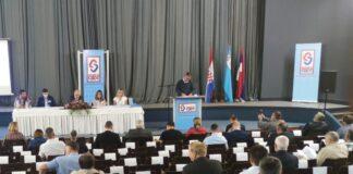 Milorad Pupovac Glavna skupština SDSS Vukovar