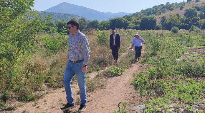 Ognjen Vukmirović i Marko Jelić poljoprivreda
