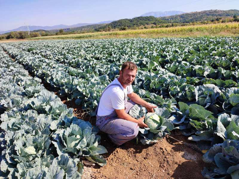 Robert Konforta poljoprivreda