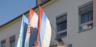 Simboli Srba u Hrvatskoj Zgrada Zajedničkog veća opština u Vukovaru