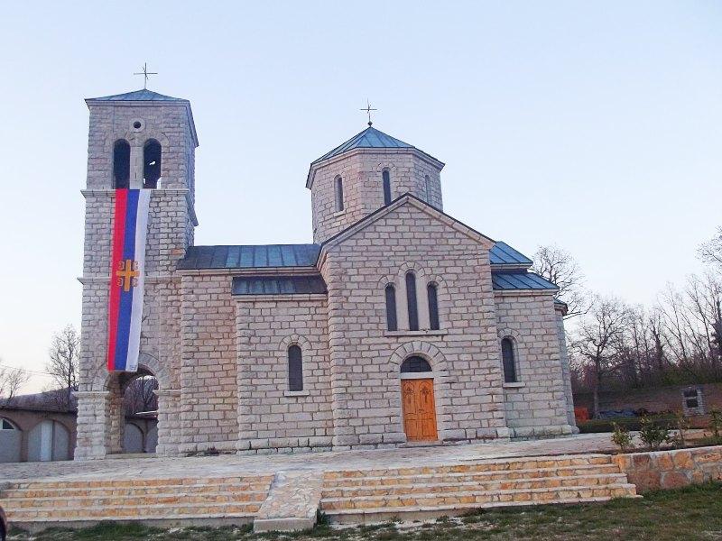 manastir oćestovo simboli Srba u Hrvatskoj